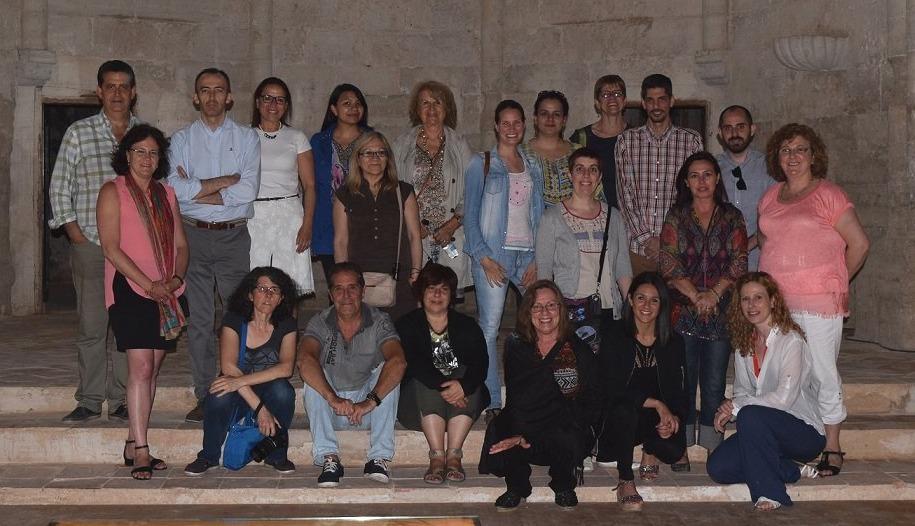 Participantes en las Jornadas FormActivas de Valladolid