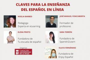 Mesa redonda español en línea
